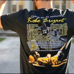 VTG Kobe Bryant Farewell Los Angeles Lakers Shirt